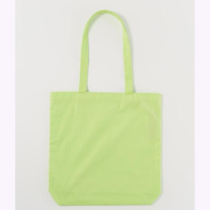 Baggu sac à main Sac fourre-tout en toile Baggu Lime