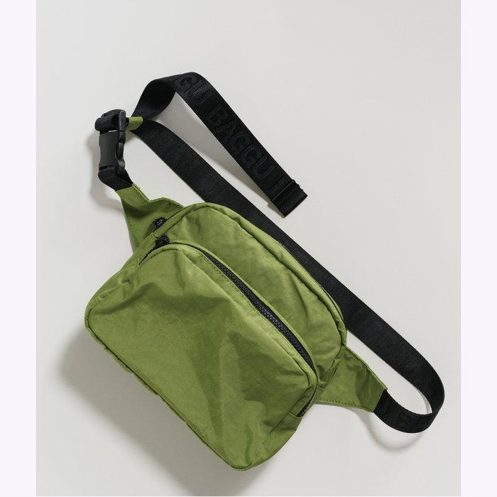 Baggu sac à main Sac banane Baggu Vert Pomme