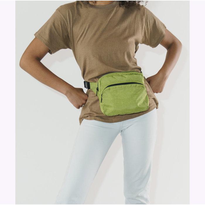 Baggu Apple Green Fanny Pack