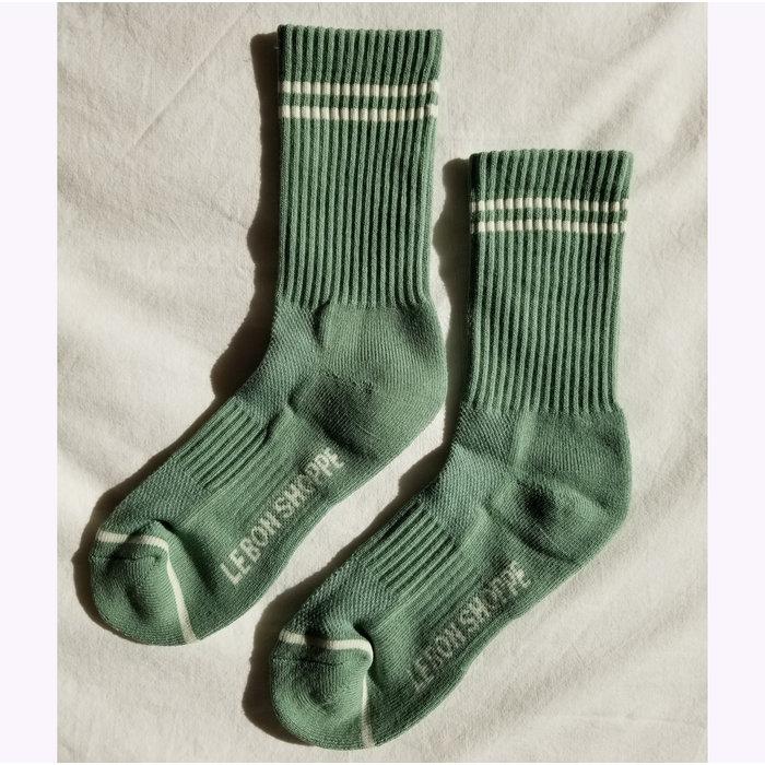 Le Bon Shoppe Meadow Boyfriend Socks