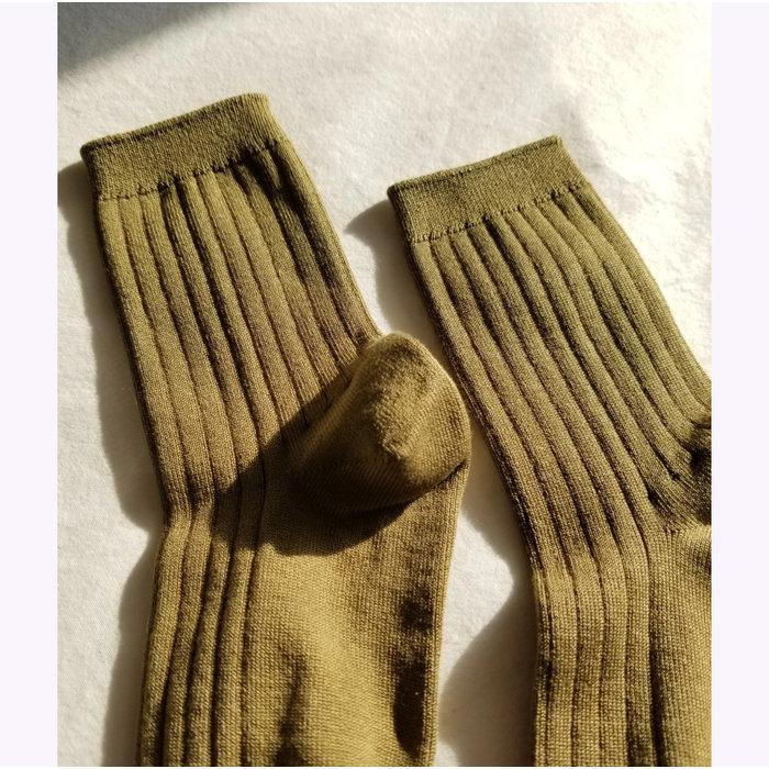 Le Bon Shoppe Pesto Her Socks