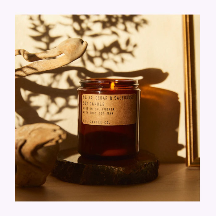 PF Candle co Pf Candles Co. Standard Cedar & Sagebrush Candle