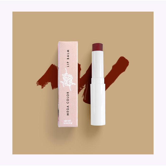 Glam & Grace Mega Color Lip Balm