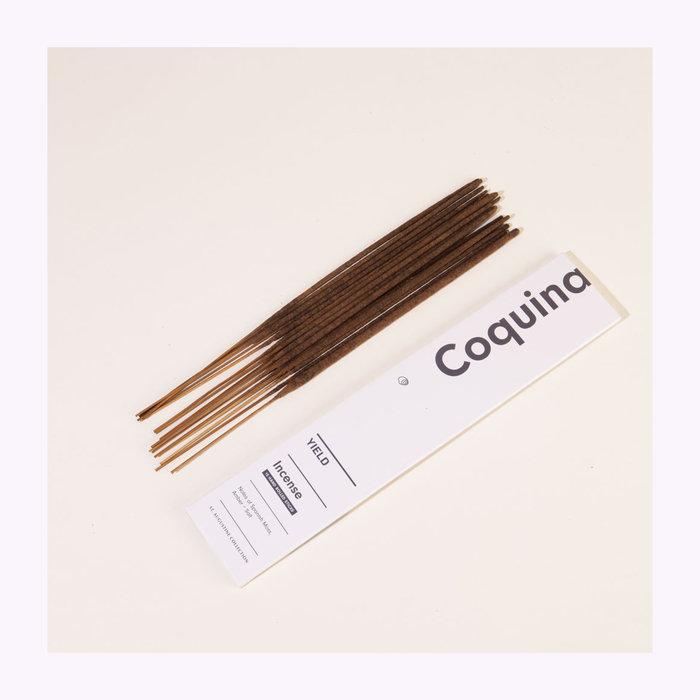 Yield Yield Coquina Incense
