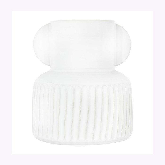 Vase blanc 4,5'' Creative Coop