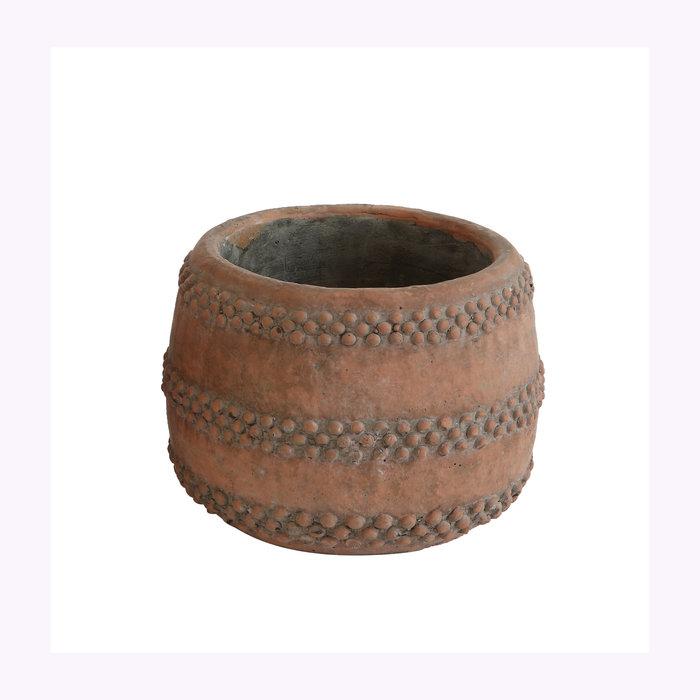 "Cache-pot Terracotta 5"" Creative Coop"
