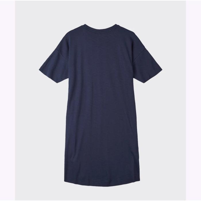 Minimum Navy Regitza Dress