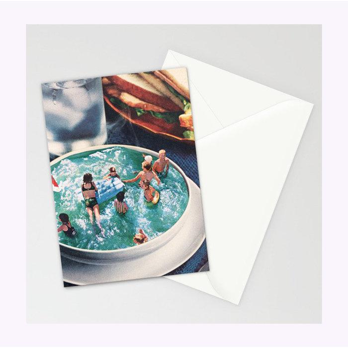 AHD Paper Co. Soupe du Jour Card