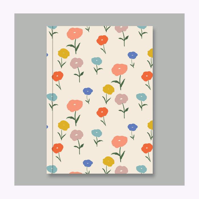 AHD Paper co Carnet Floral AHD Paper Co.