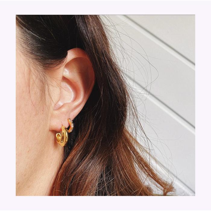 Horace Horto Earrings