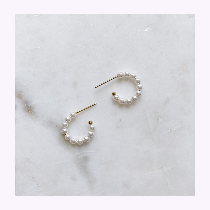 Horace jewelry Boucles d'oreilles Wato Horace