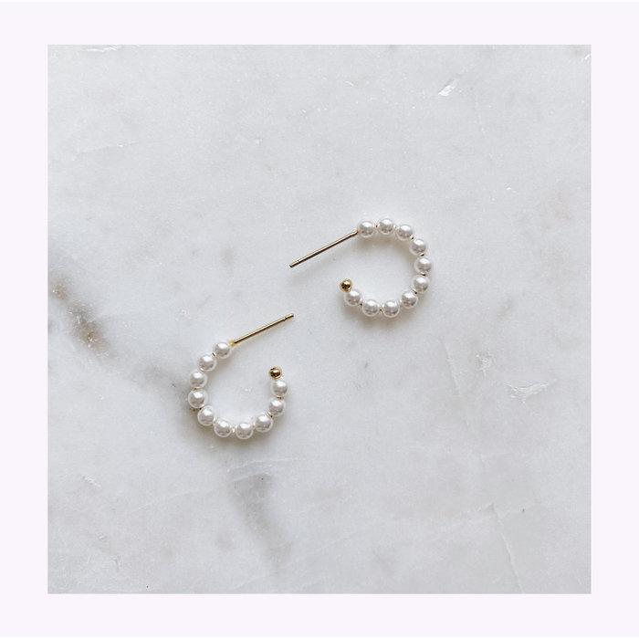 Horace Wato Earrings