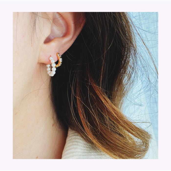 Boucles d'oreilles Wato Horace