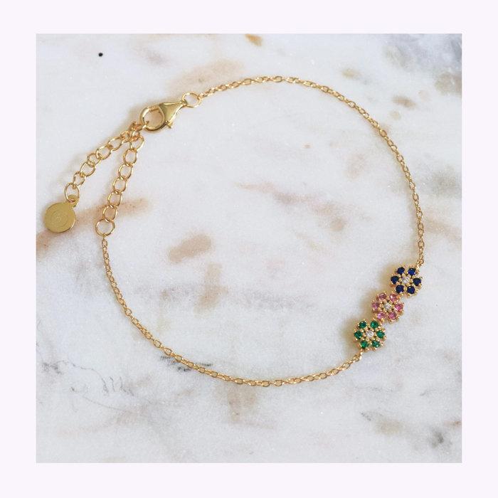 Horace jewelry Horace Daisy Bracelet