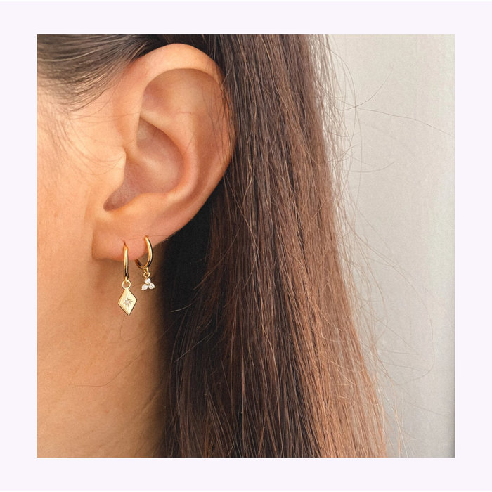 Boucles d'oreilles Loza Horace