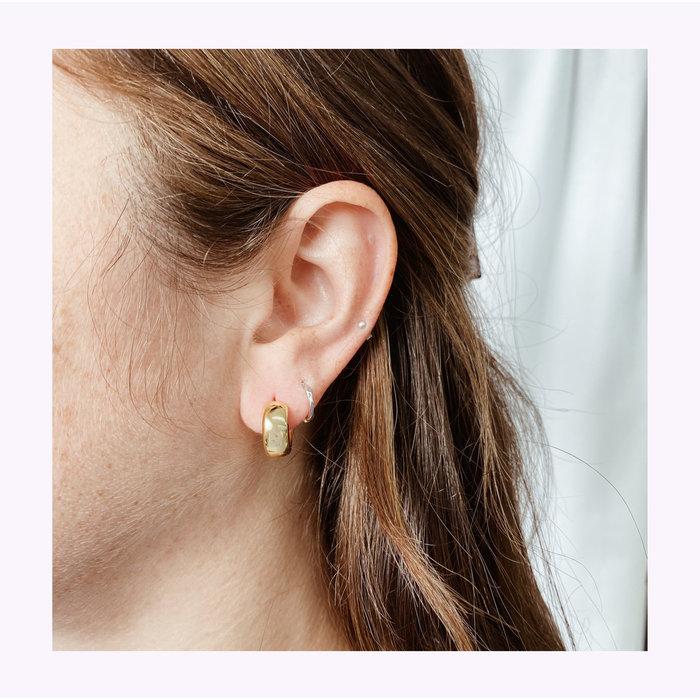 Boucles d'oreilles Horace Bold