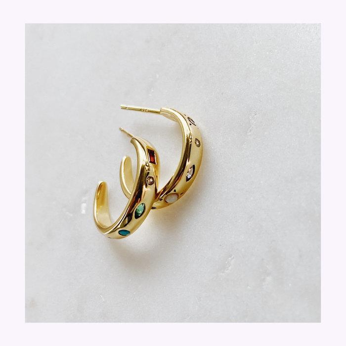 Horace jewelry Boucles d'oreilles Lola Horace