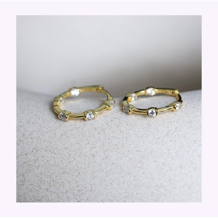 Horace Verso Earrings
