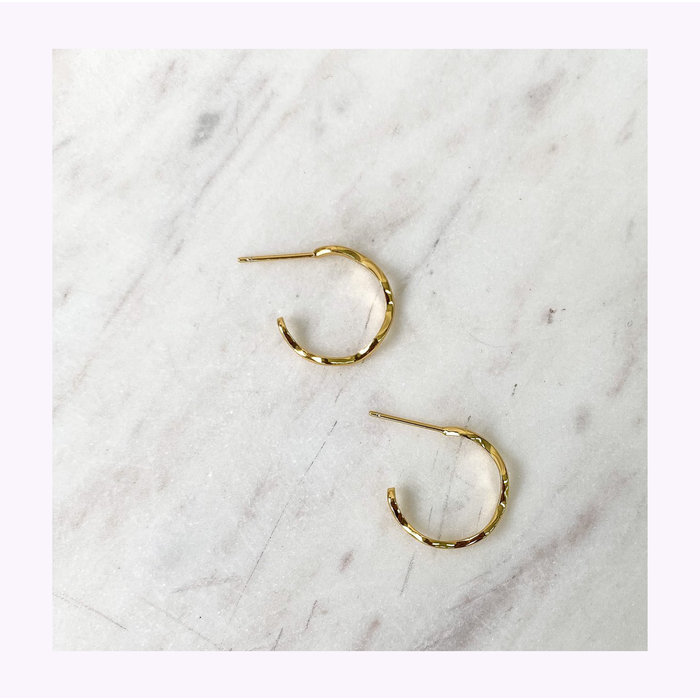 Horace Walo Earrings