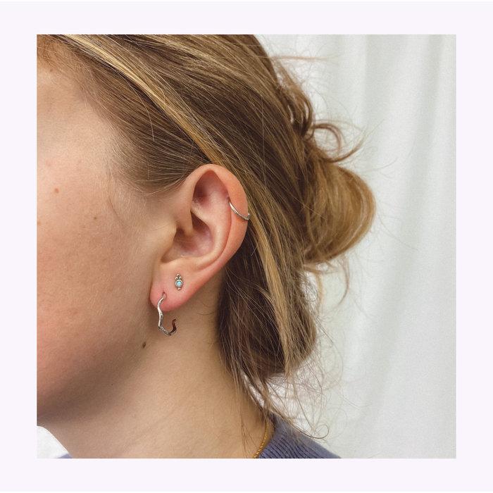 Boucles d'oreilles Wala Horace