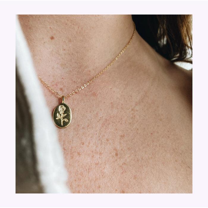 Horace Rosie Necklace