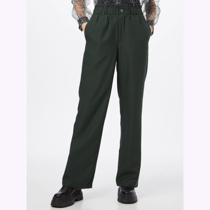 Minimum Pantalon Kolina Vert Foncé Minimum