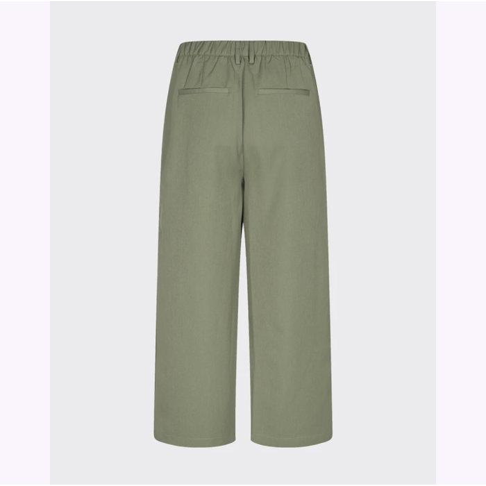Minimum Culota Green Pants