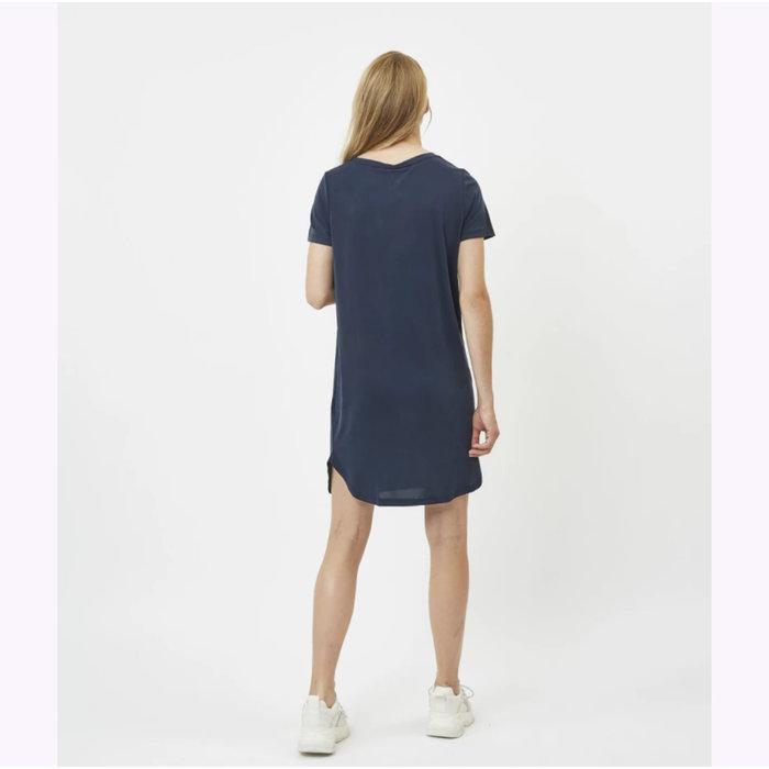 Minimum Short Navy Larah Dress