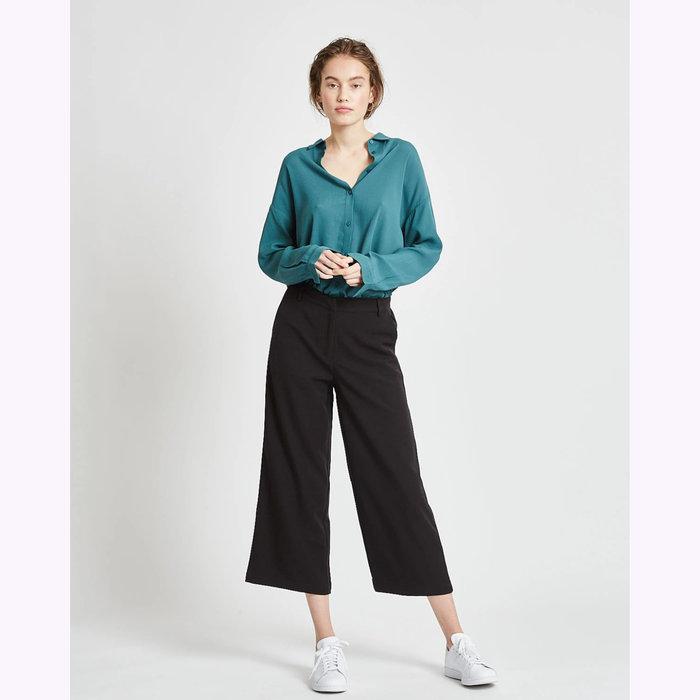 Minimum Minimum Culota Black Pants