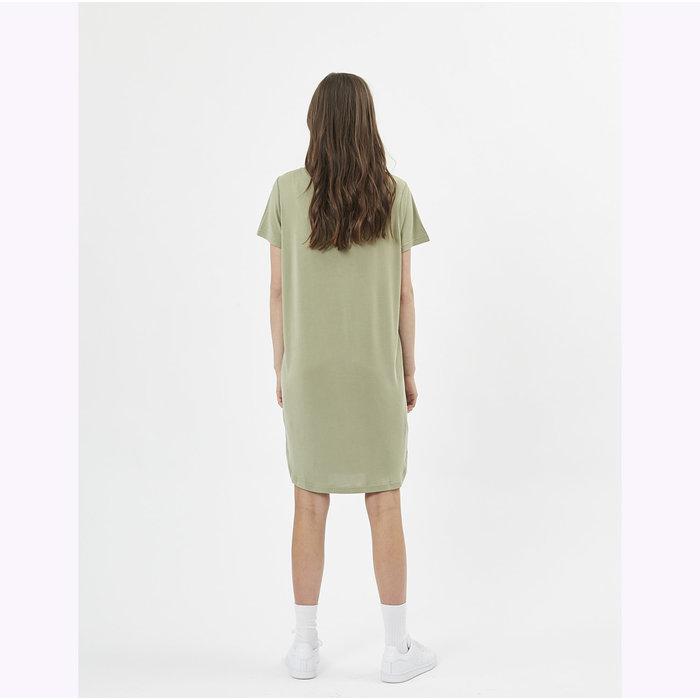 Robe Courte Larah Verte Minimum