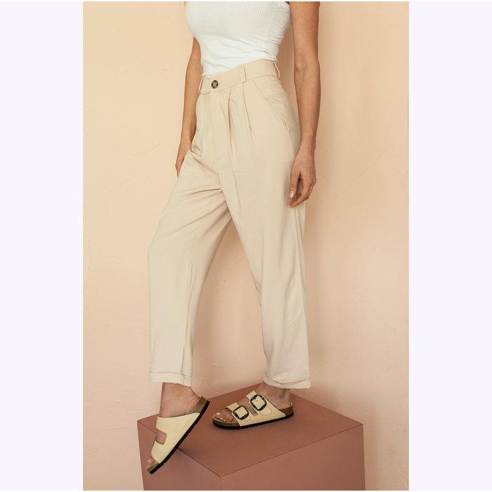 Pantalon Amy Beige Dailystory