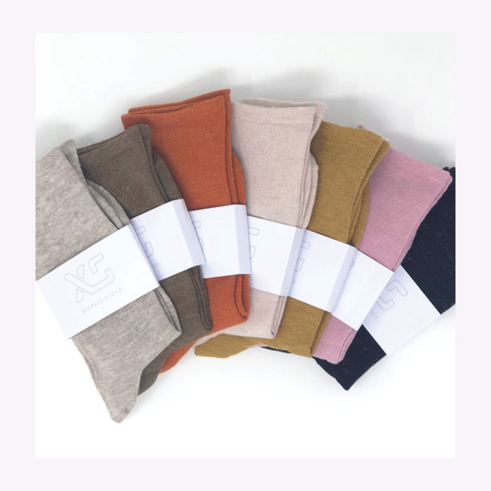 XS Unified Chaussettes brillantes XS Unified