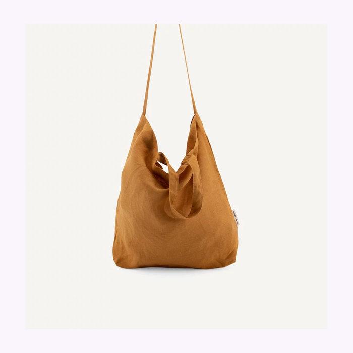 Monk & Anna Monk & Anna Honey Baya Linen Shopper