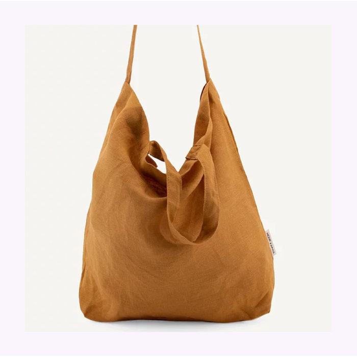 Monk & Anna Honey Baya Linen Shopper