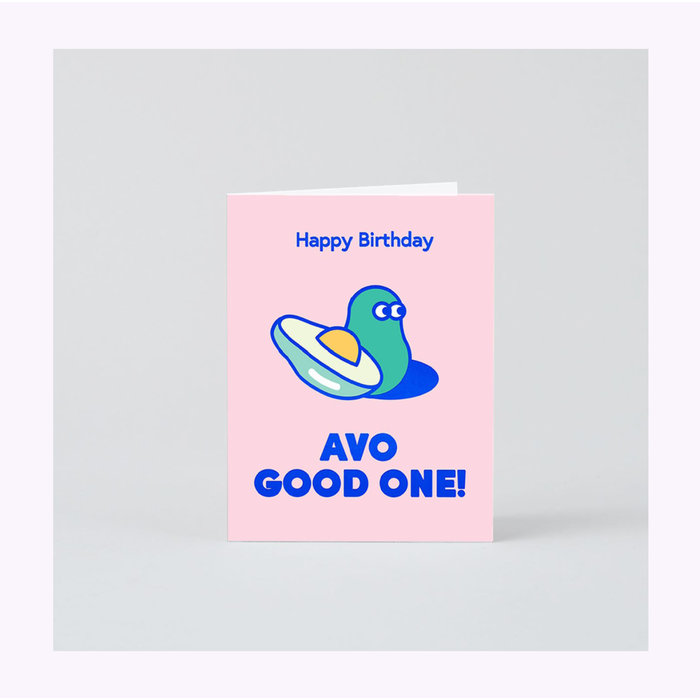 Mini Carte Avo Good One Wrap