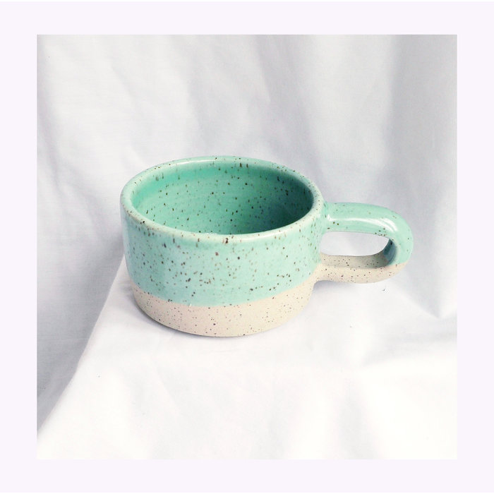 Dompierre Small Speckled Mug