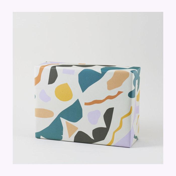 WRAP Papier d'emballage Jubilee Wrap