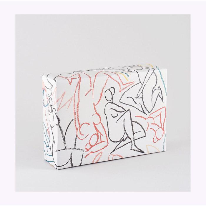 Papier d'emballage Nudes Wrap