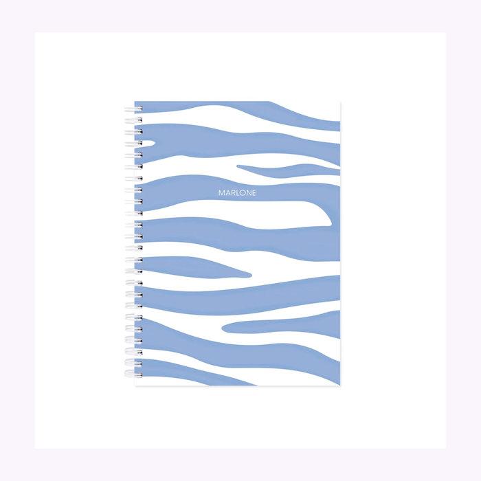 Marlone Marlone Zebra Notebook
