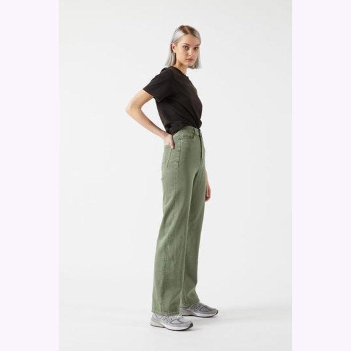 Dr Denim Dr Denim Washed Green Echo Jeans