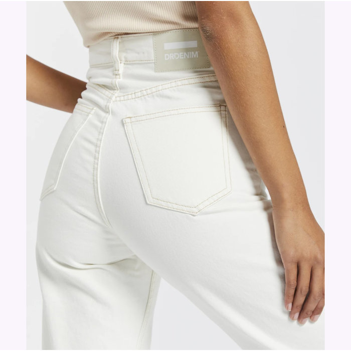 Dr Denim Light Ecru Echo jeans
