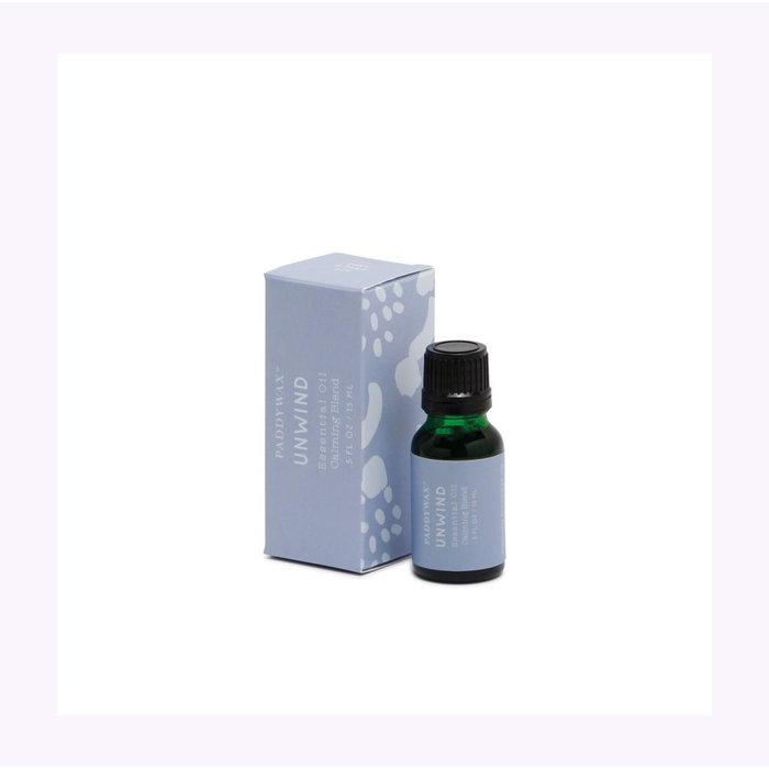 Paddywax Unwind Essential Oil Blend