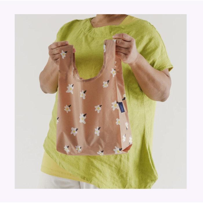 Baby Baggu Painted Daisies Reusable Bag