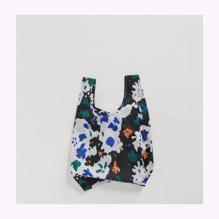 Baggu sac réutilisable Baby Baggu Litho Floral Reusable Bag