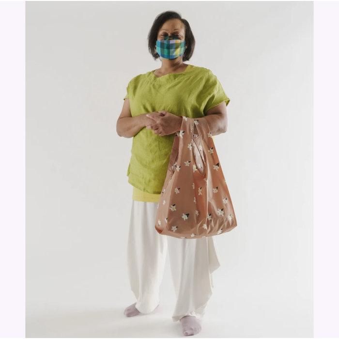 Baggu Painted Daisies Reusable Bag
