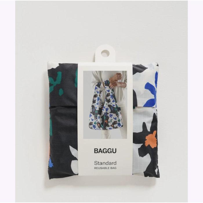Baggu Litho Floral Reusable Bag