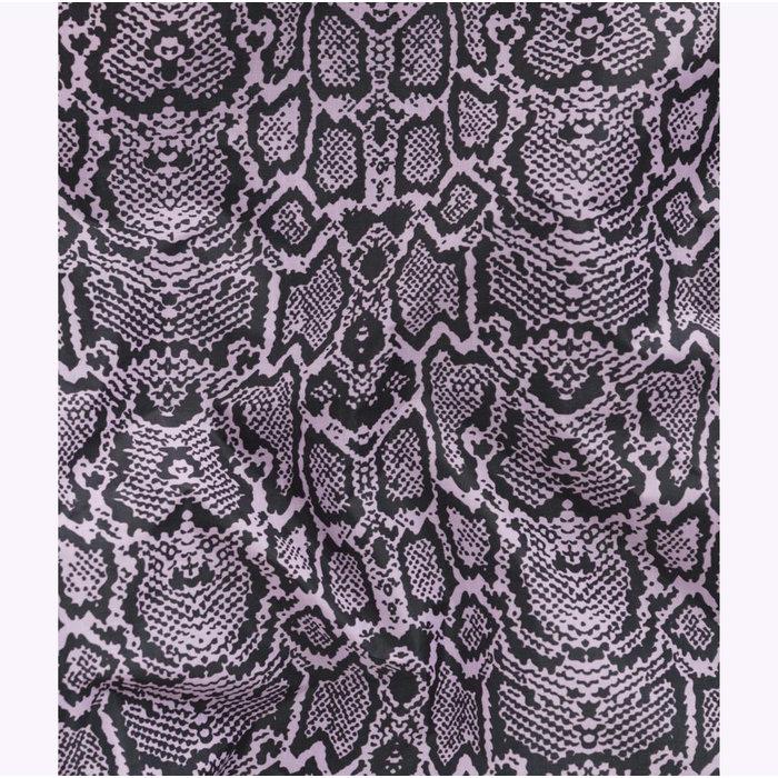 Étui à lunettes Motif Serpent Rose Baggu