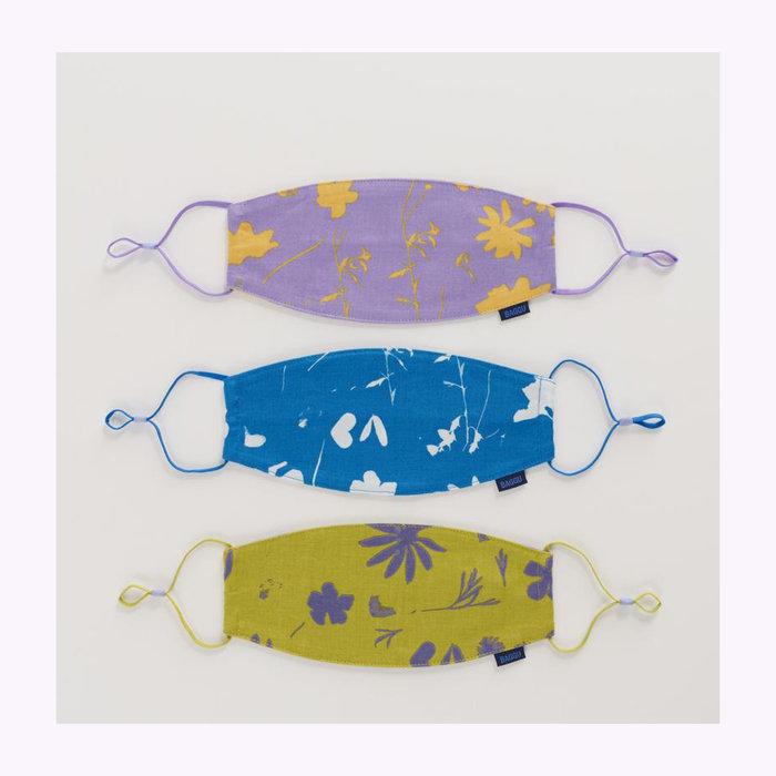 Baggu Masque Baggu Sun Prints Loop Face Mask