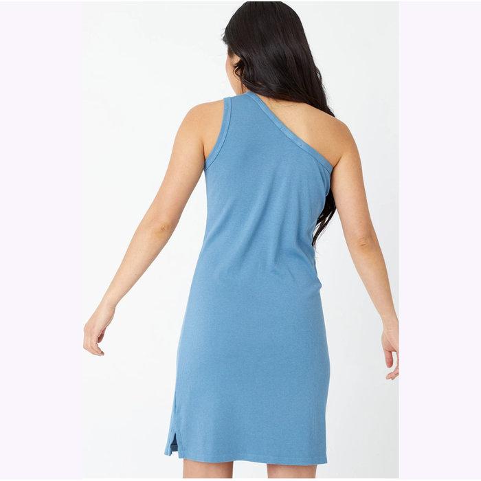 Back Beat co. Marine Hemp Cher Rib Dress