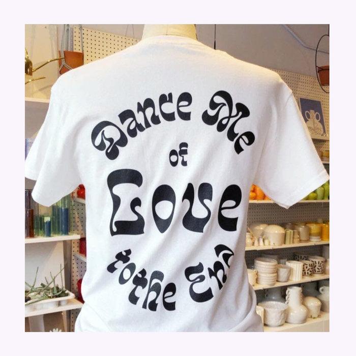 Chelsea Hotel T-shirt Dance me Chelsea Hotel